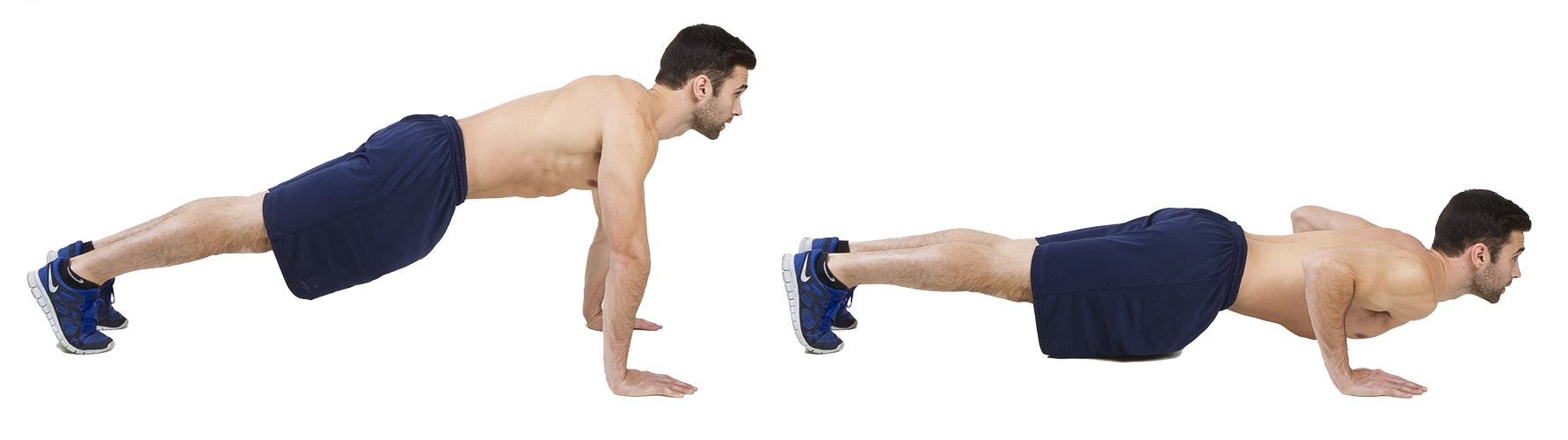 HIIT Exercise: How To Do Push Ups