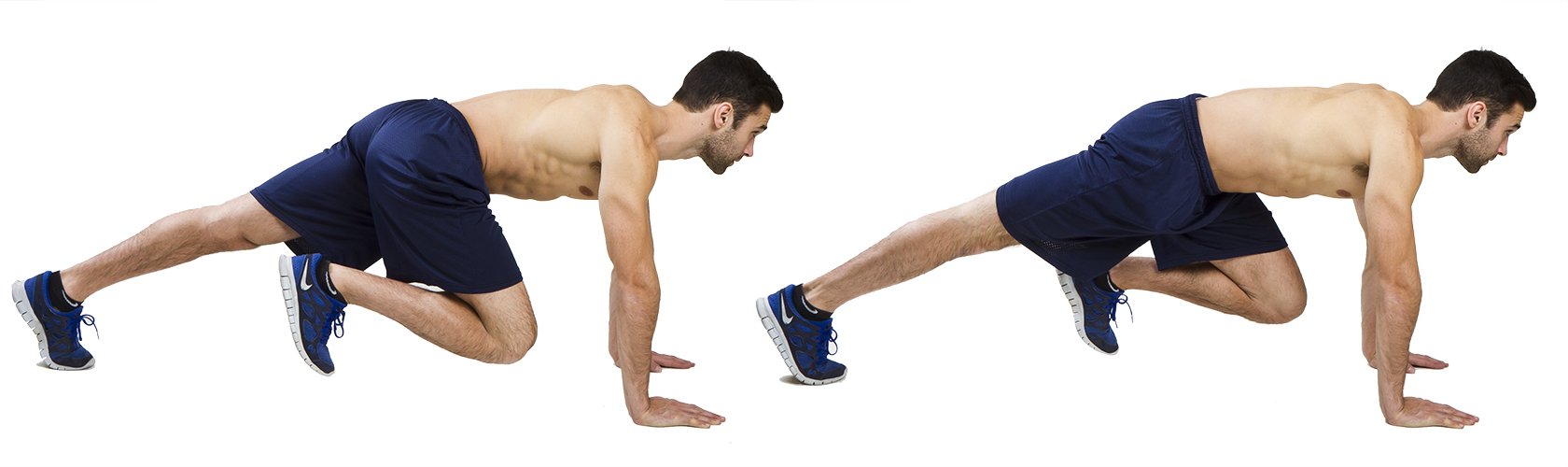 HIIT Exercise: How To Do Mountain Climbers