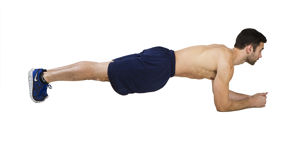 HIIT Exercise: How To Do Planks