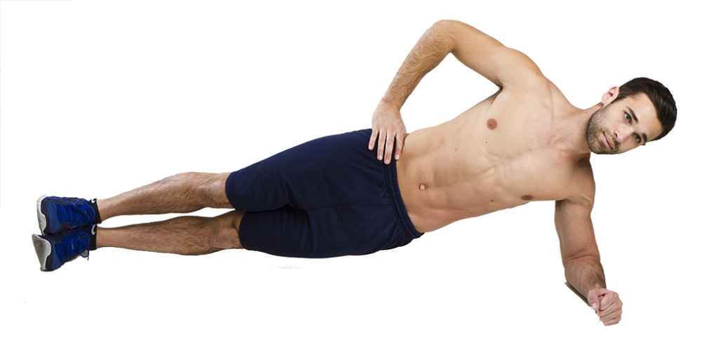 How To Do Lateral Planks