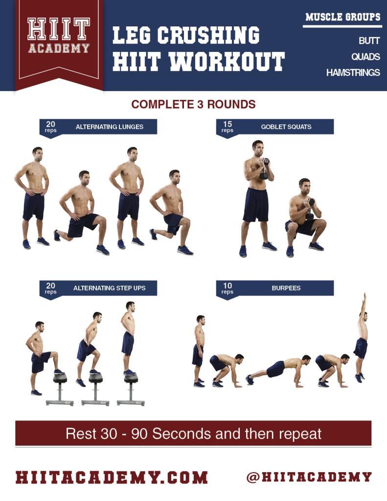 Leg Workouts For Men images