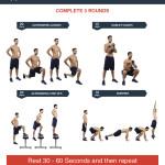 Hump day = Leg Crushing HIIT Workout!