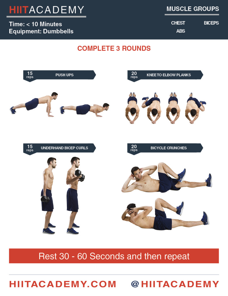 Best Workout Routine For Beach Body
