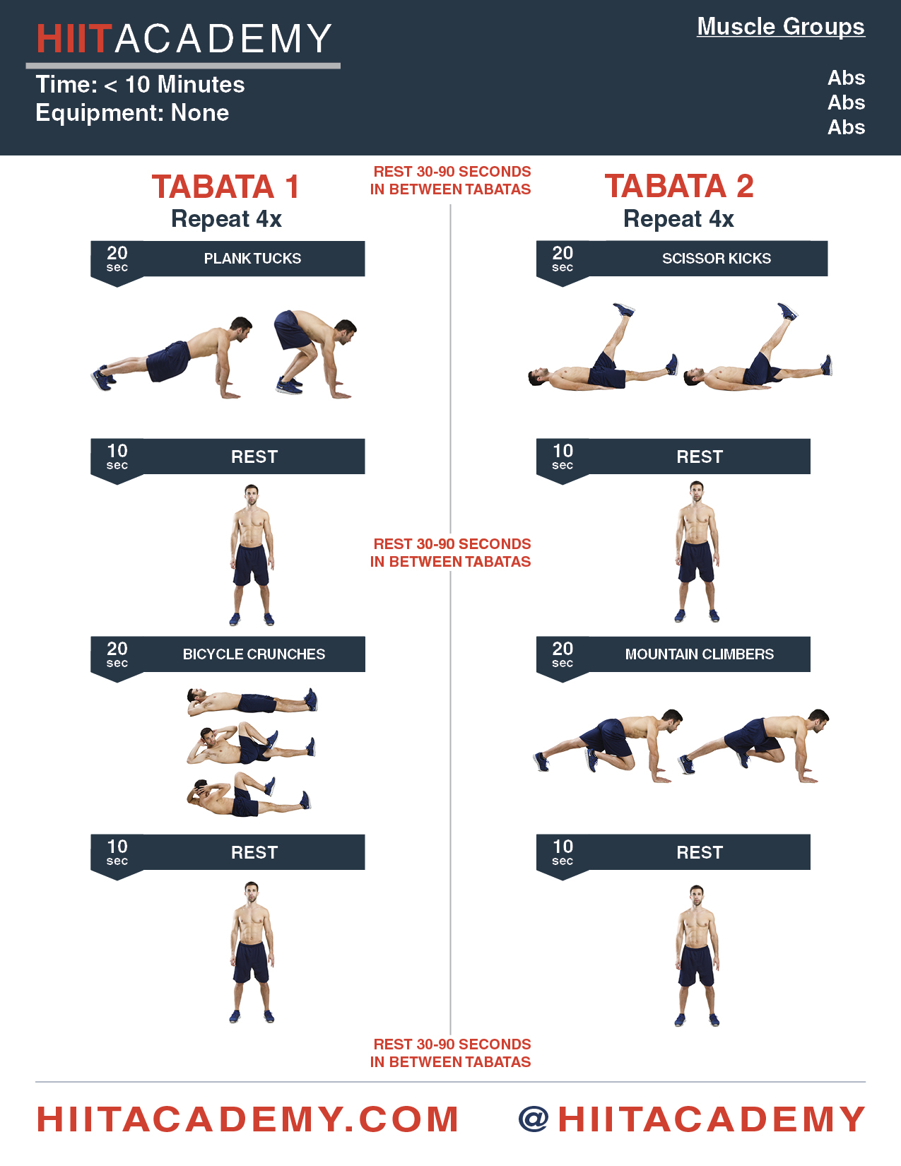Dynamic Abs Friday