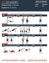 Full Body Friday HIIT Workout