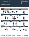Crushing Leg & Ab HIIT Workout