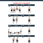 Ultimate Cardio HIIT Workout