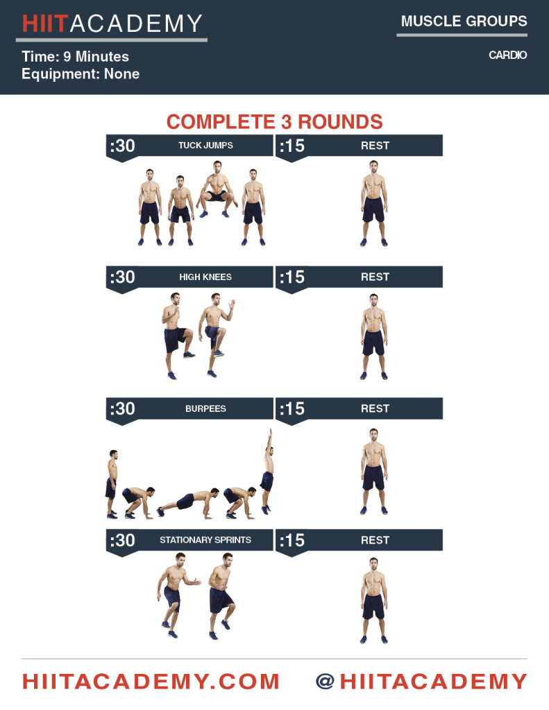 Advanced Cardio Fat Burn