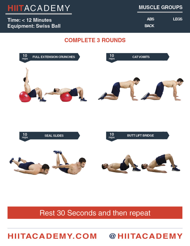 Simple Core Strength Workout
