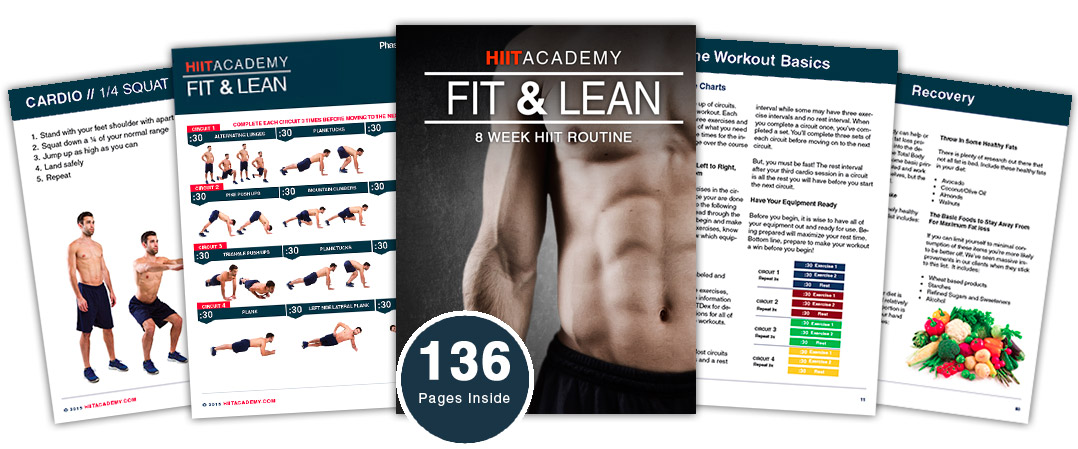Fit And Lean Product Preview