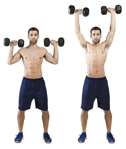 How To Do Shoulder Press