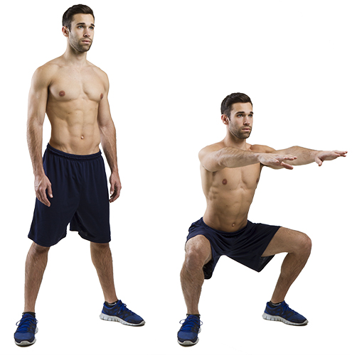 HIIT Exercise: How To Do Sumo Squats