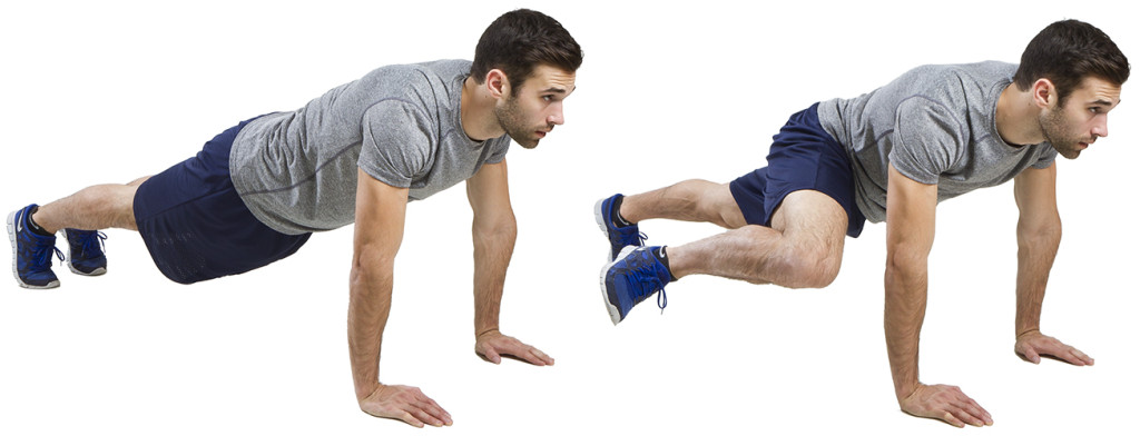How To Do Wide Mountain Climbers