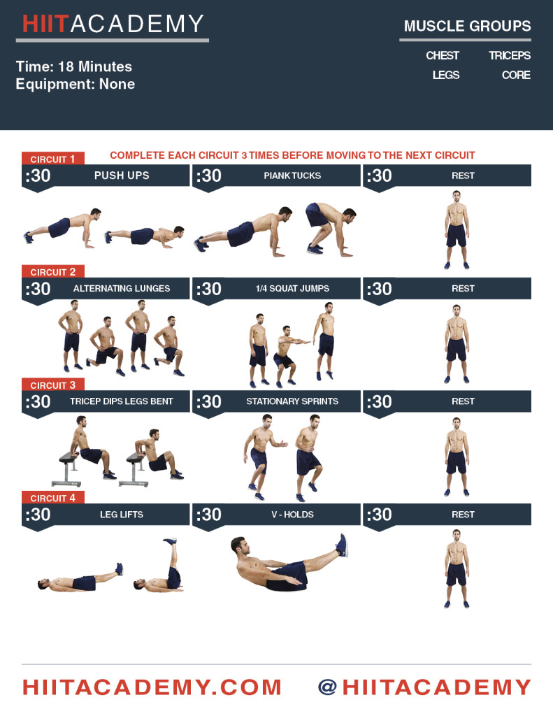 Total bodyweight hiit workout hiit academy hiit workouts total bodyweight hiit workout nvjuhfo Choice Image